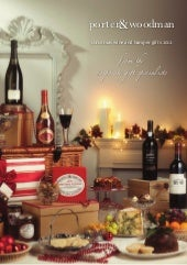 Wine & Hamper Gifts Christmas 2012