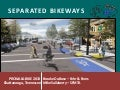 Session 3: Separated Bikeways