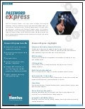 Password Express - Data Sheet