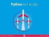 Python in the Sky