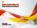 Analyst webcast presentation Royal Dutch Shell third quarter 2012 results