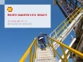 Webcast presentation Royal Dutch Shell plc fourth quarter and full year 2013 results