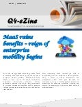 The Reign of Enterprise Mobility Begins - Q4 e zine- week 41