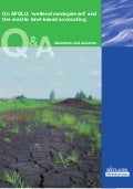 Q&A on AFOLU, 'Wetlands Management' and the Road to Land-Based Accounting