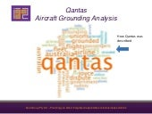 Qantas Grounding Takes Off in Socia...
