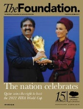 Qatar Foundation Magazine dec24