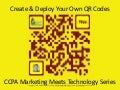 Create & Deploy Your Own QR Codes  by Neal Wiser