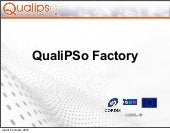 Qualipso factory