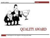Quality Awards in Newgen