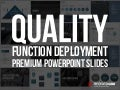 Quality Function Deployment PPT Slide Template