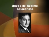Queda do Regime Fascista