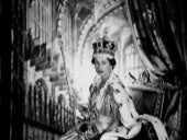 Queen Elizabeth II Coronation in 1953