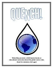 Quench! Faith Based Version