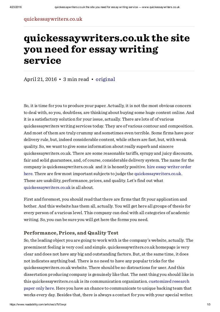 quickessaywriters co uk the site you need for essay writing service