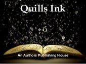 Quills Ink - Self Publishing Company