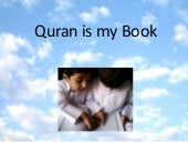 Lesson: what is Al-Quran