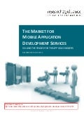 "The Market for Mobile Application Development Services: ""Selling the Spades for the App Gold Diggers"""