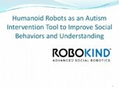 Using A Humanoid Robot to Learn Social Skills