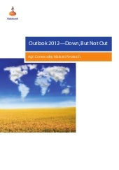 Rabobank Outlook2012