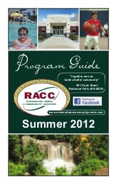RACC Program Guide