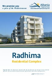 Radhima Residence - in English