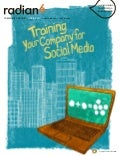 Radian  training your company for social media-2011