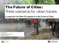 "Oxford ""Future of Cities"" @ the Harvard GSD"