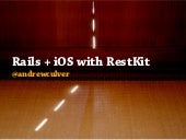Rails and iOS with RestKit