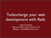 Ruby on Rails - Introduction