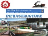 Indian Railway Infrastracture