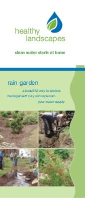 Rain Gardens for the Protection Nar...