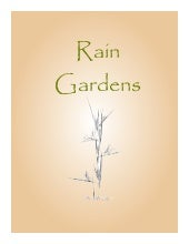 River Basin Center: Rain Gardens