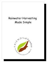 India;  Rainwater Harvesting Made S...