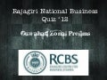 Rajagiri National Business Quiz '12 guwahati prelims