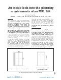 Vertical Transportation Consultants Dubai VTME Dubai Rajan Samson Article MRL (Machine Room Less) Lift Planning