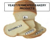 Fermented Bakery Products