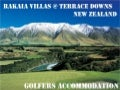 Rakaia Villas at Terrace Downs NZ