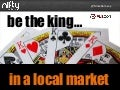 Be The King In A Local Market