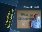Randall Scott - International Tenni...
