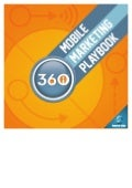 Mobile marketing playbook 360i