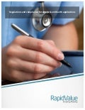 RapidValue White Paper on Regulations and compliance for enterprise mHealth applications