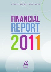 Unédic : Financial report 2011