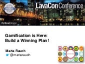 Gamification is Here: Build a Winni...