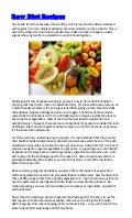 Raw Diet Recipes