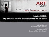 RazorFish Client Summit - Levi's pr...