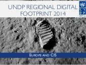 The UNDP's Digital Footprint