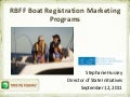 RBFF Lapsed Boater Program
