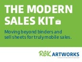 Using a Modern Sales Kit for Business Growth