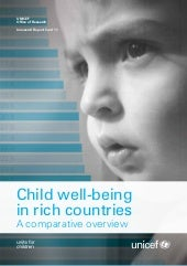 Report Card 11 - Child Well-being i...