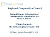 Rcc   regional strategy for researc...